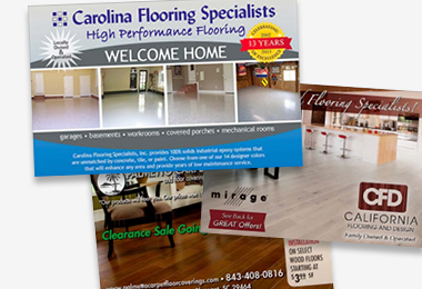 Flooring & Carpets Case Studies