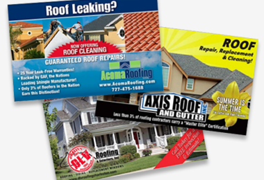 Roofing Case Studies