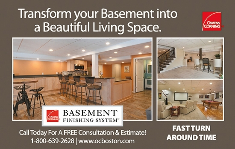 Owens Corning Basement Finishing Systems