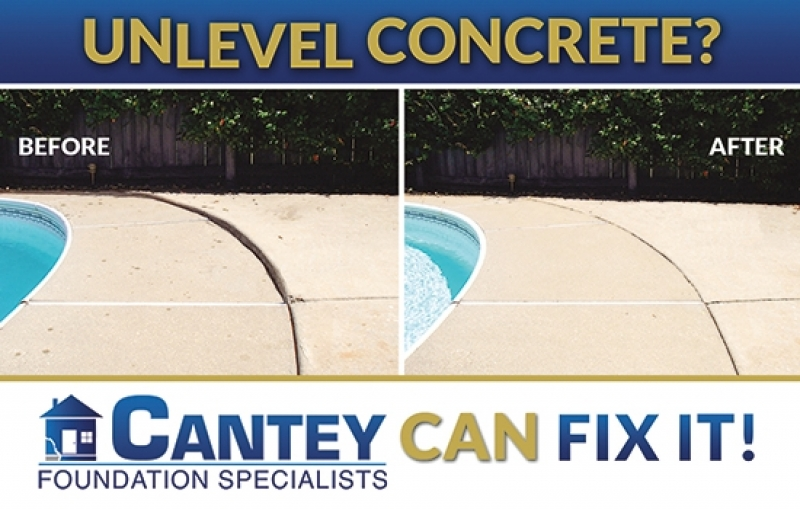 Cantey Foundation Specialists | Concrete Leveling