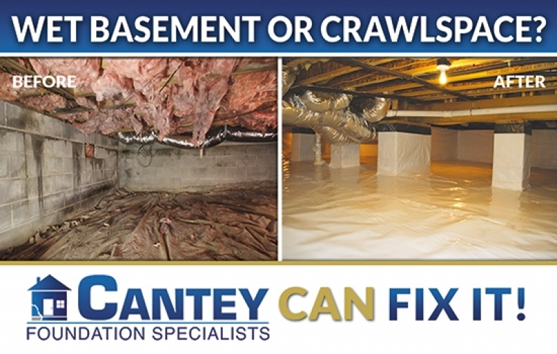 Cantey Foundation Specialists | Crawlspace Repair