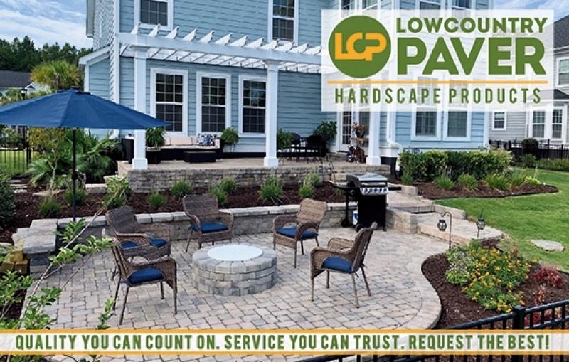 Lowcountry Paver Hardscape Products