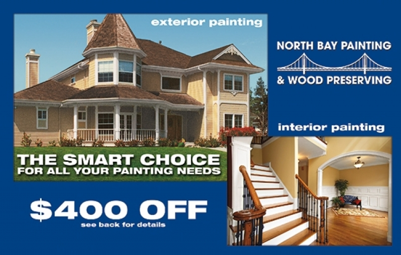 North Bay Painting & Wood Preserving | Painting