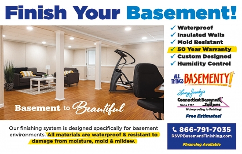 Basement Systems | Refinishing