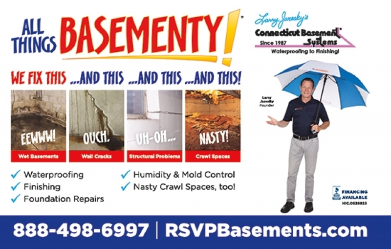 Basement Systems | Waterproofing