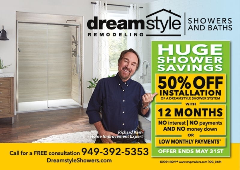 Dreamstyle Remodeling | Showers and Baths