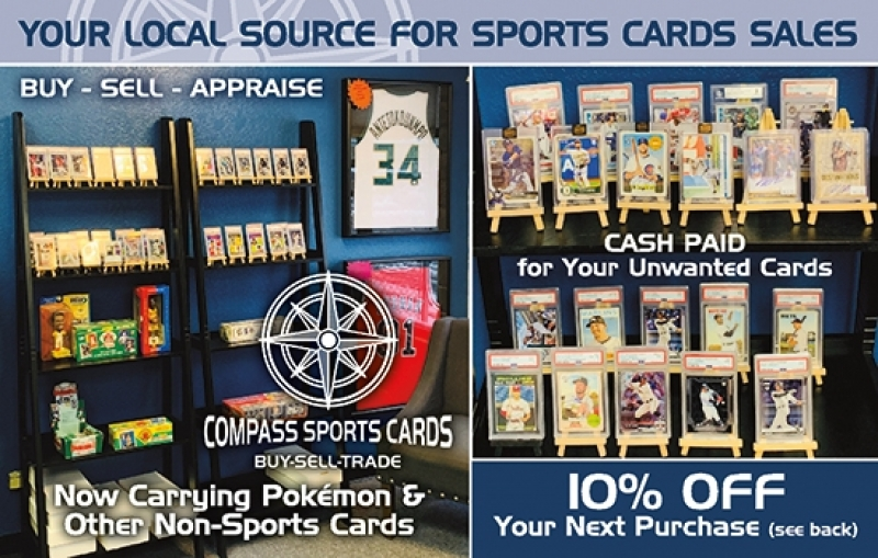 Compass Sports Cards