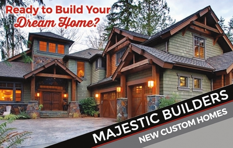 Majestic Builders | New Home Construction