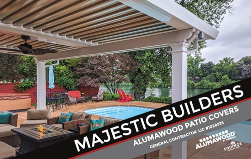 Majestic Builders | Patio Covers