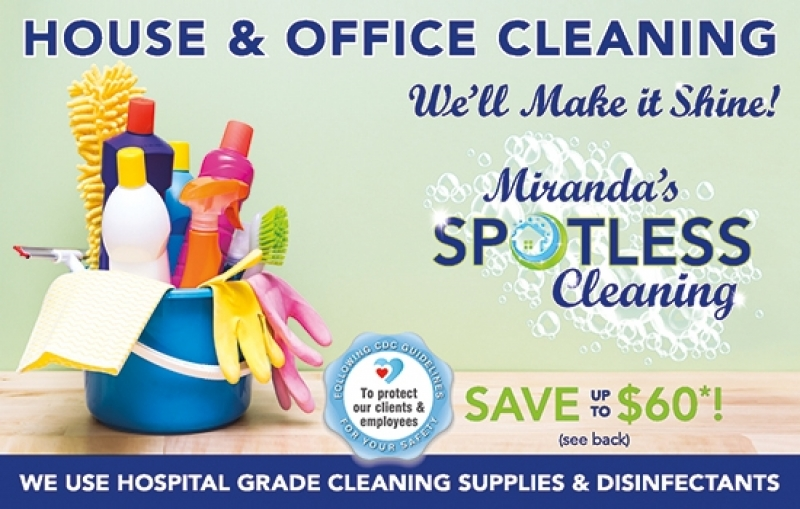 Miranda's Spotless Cleaning