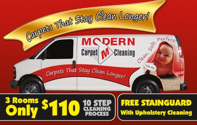 Modern Carpet Cleaning