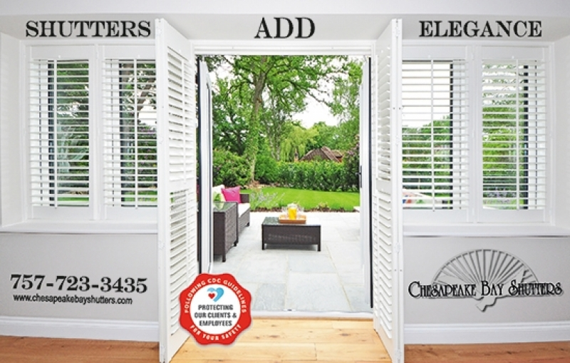 Chesapeake Bay Shutters