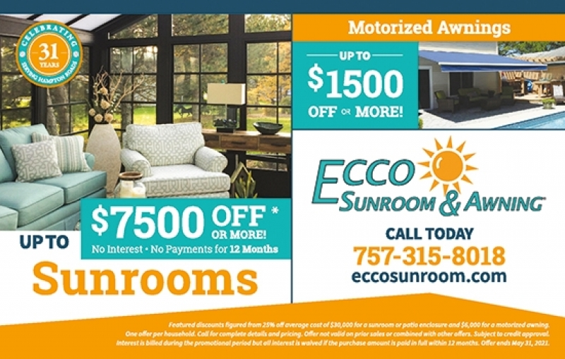 Ecco Sunroom & Awning