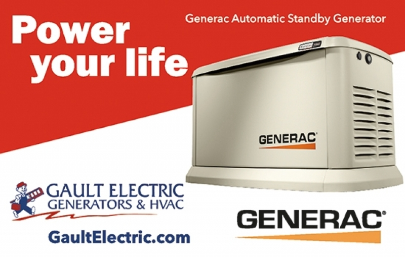 Gault Electric Generators & HVAC