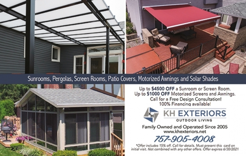 KH Exteriors Outdoor Living