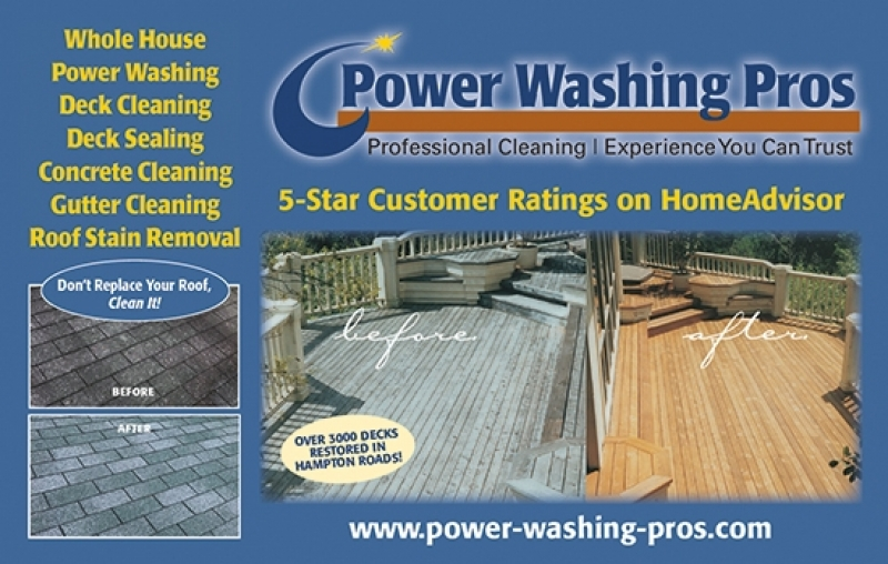 Power Washing Pros